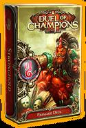 Stronghold starter deck