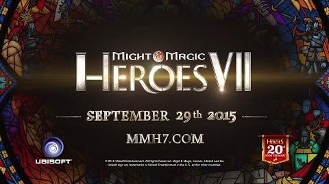 Might & Magic Heroes 7 - 101 Trailer -US-