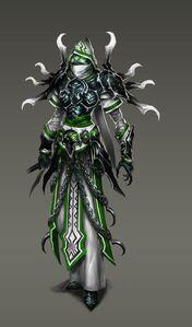 Embalmer female artwork Heroes VI