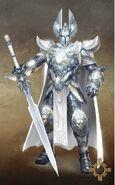 Paladin male artwork Heroes VI