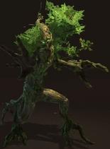 Drzewiec (H7) render