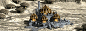 Nomad tents Stronghold Heroes IV