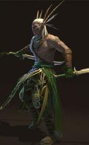Mistrz Ostrzy render