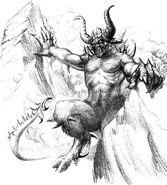 Demon H3 artwork