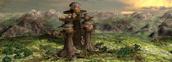 Treetop lodge Preserve Heroes IV