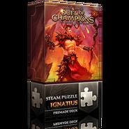Steam puzzle: Ignatius deck