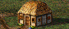 Heroes II Thatched Hut Knight