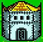 Mage guild level 2 Castle Heroes II Game Boy