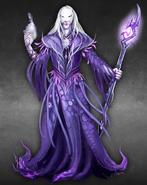 Shadow Weaver male artwork Heroes VI