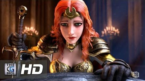 CGI 3D Animated Trailers HD Director's Cut Heroes of Might and Magic III Era of Chaos - by Gizmo