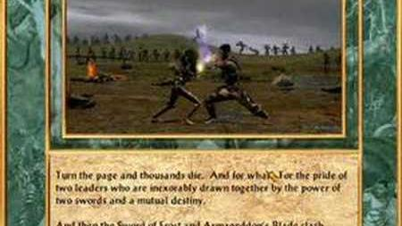 Heroes of Might & Magic IV Intro