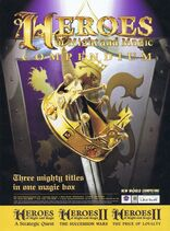 Heroes of Might and Magic Compendium - cover