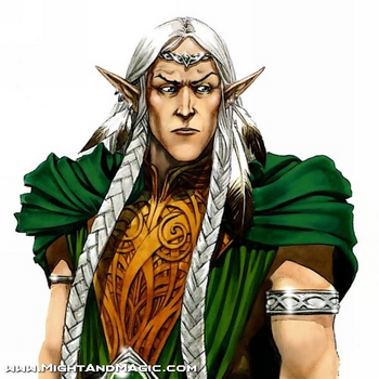 High King Alaron