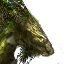 Zielony Smok (H7) portret
