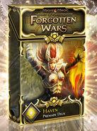 Forgotten Wars Haven deck