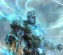 Surging titan