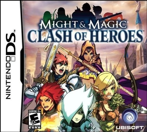 Might Magic Clash Of Heroes Might And Magic Wiki Fandom