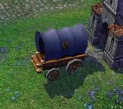 Hammers of Fate caravan