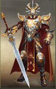 Vindicator male artwork Heroes VI