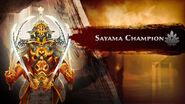 Sayama champion wallpaper