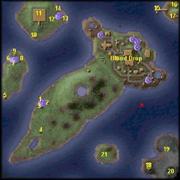 DaggerWoundIslands map