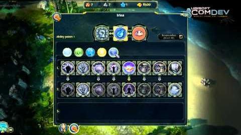 Might & Magic: Heroes VI abilities