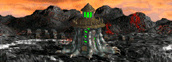 Tower of Darkness level 1 Necropolis Heroes IV