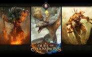 Stronghold faction wallpaper DoC