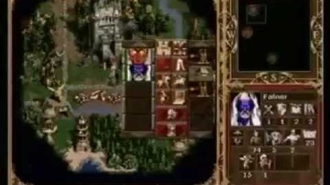 Heroes of Might and Magic 3 Official Dreamcast Trailer 2 (2000, New World Computing 3DO Ubisoft)