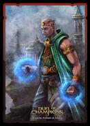 Masfar, Father of Titans