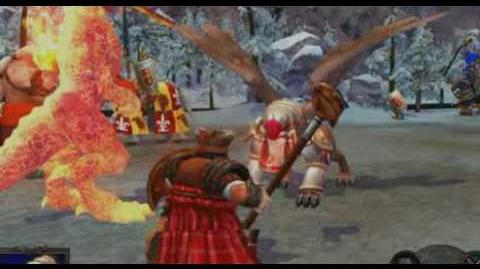 Trailer of Heroes of Might & Magic V - Hammers of Fate