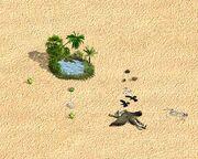 Griffin and cruel desert-1-
