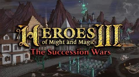 Heroes of Might and Magic III The Succession Wars v0.8 Official Trailer
