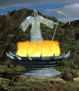 Infernal effigy Necropolis Heroes IV