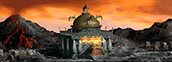 Town hall Necropolis Heroes IV