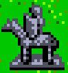 Statue Castle Heroes II Game Boy