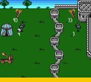 Heroes Game Boy siege