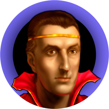 King Gavin Magnus