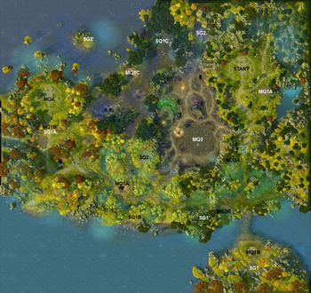 Heroes VI The Emperor's Will Map