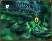 Talon map