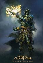 Adar-Malik duel