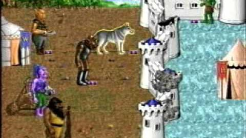 Heroes of Might and Magic A Strategic Quest Official Trailer (1995, New World Computing)