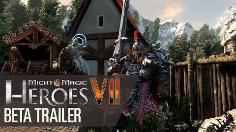 Might & Magic Heroes VII - Beta trailer PL