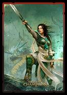 Irina card