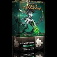Steam puzzle: Namtaru deck