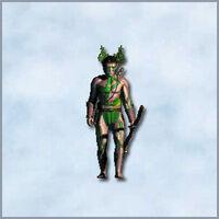 Elven Warrior - MM VII