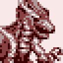 Gold dragon icon Heroes II GB