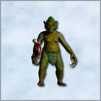 Swamp Troll - MM VII