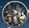 Metal HO icon