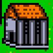 Monastery Castle Heroes II Game Boy